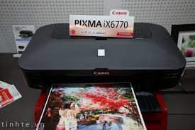 Máy in Canon IX6770