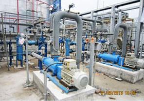 Hệ thống cấp dầu nặng- NM nhiệt điện Vũng áng