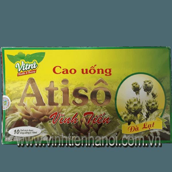 Cao Atiso uống liền hộp 10 tuýp x 10ml