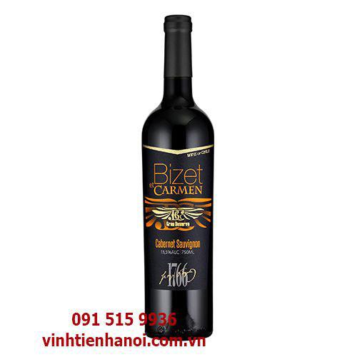 Rượu vang Chile 13.5%