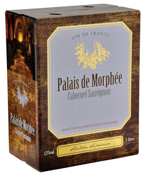 Rượu vang Pháp Palais de morphee 3 lít