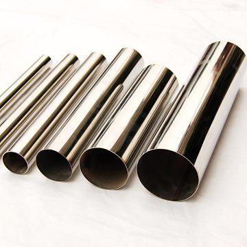 Inox ống tròn