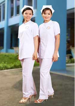 Đồng phục kỹ thuật viên nữ