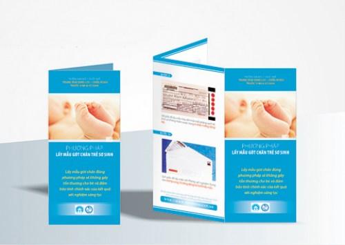 Tờ gấp - Leaflets, Brochures