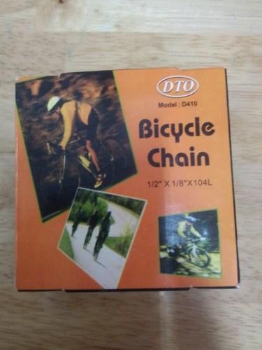 Sên xe đạp DTO