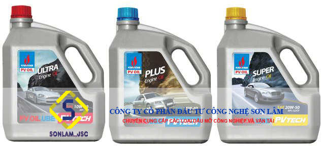 Dầu nhớt Pv Oil
