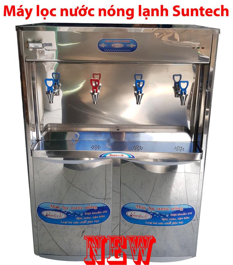 Máy lọc nước nóng lạnh 4 vòi ST04