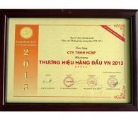 Thương hiệu hàng đầu Việt Nam