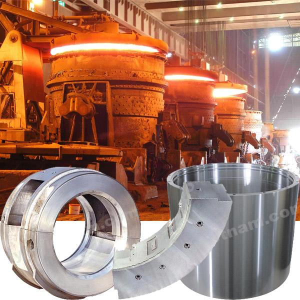 Vòng bi nhà máy thép