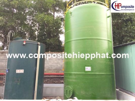 Bồn nhựa composite chứa hóa chất