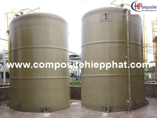Bồn nhựa FRP chứa hóa chất