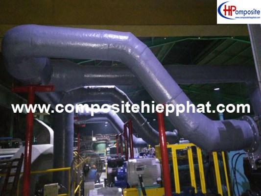 Hệ thống ống dẫn khí thải