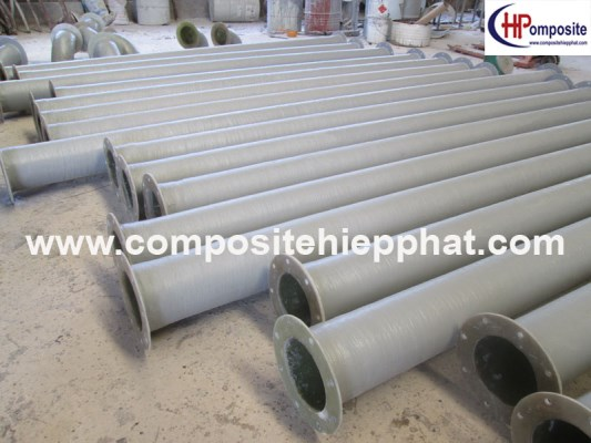 Ống nhựa composite dẫn hóa chất