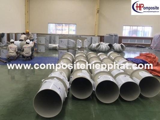 Ống nhựa PP dẫn khí thải