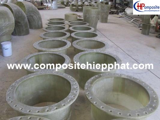 Mặt bích composite FRP