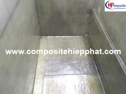 Phủ nhựa composite cho nền bê tông