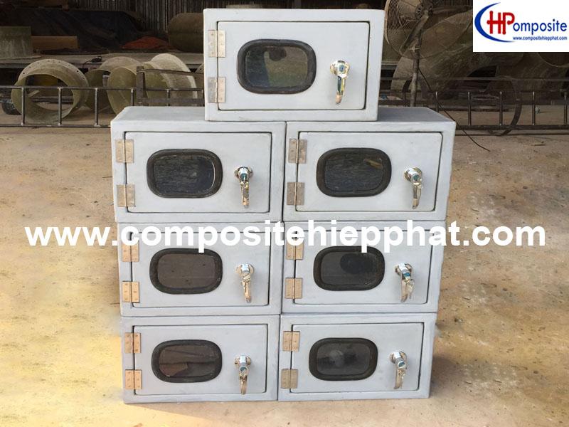 Tủ điện composite FRP