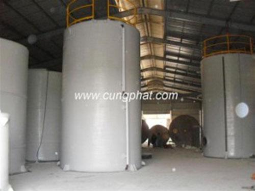 Bồn composite xử lý nước thải