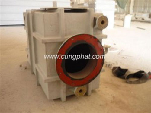 Bồn composite FRP kính áp lực