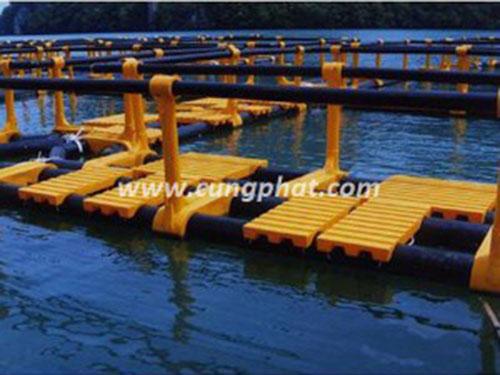 Cầu phao HDPE & Composte FRP