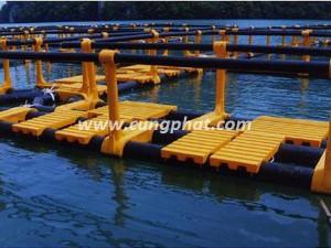 Cầu phao composite