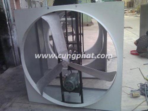 Khung quạt Composite FRP
