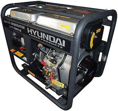 Máy phát điện diesel Hyundai