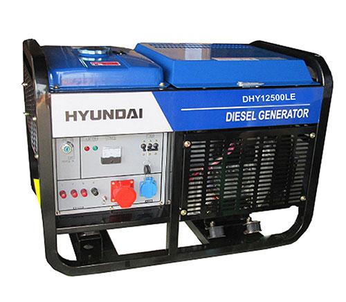 Máy phát điện Hyundai 10kva