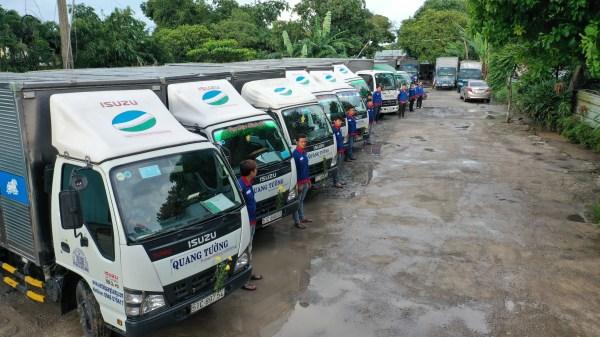 Công ty vận tải Quang Tường