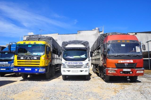 Dịch vụ vận tải Tại An Phú, Bình Dương