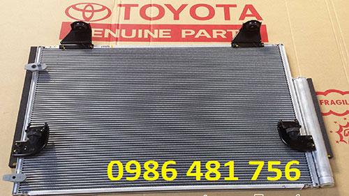 Dàn nóng Toyota Altis