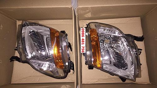Đèn pha Mitsubishi Triton