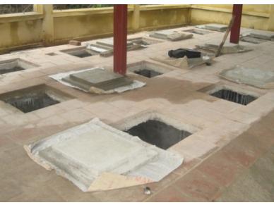 Thi công xử lý nước thải sinh hoạt
