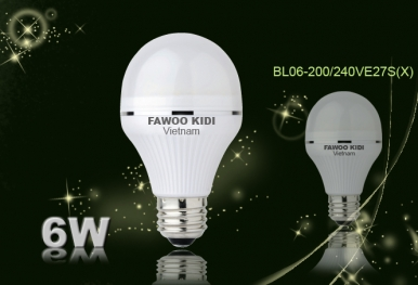 Đèn LED Bulb - LumiDas