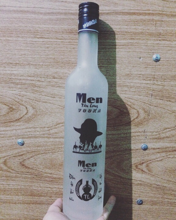 Chai men mờ 500ml