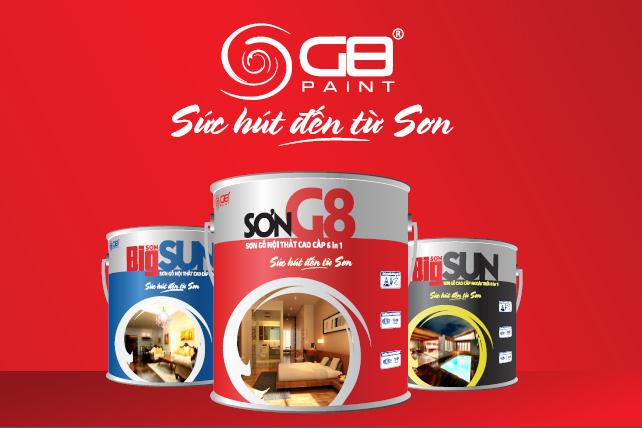 Sơn G8