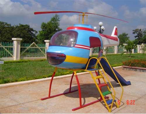 Máng trượt máy bay trực thăng