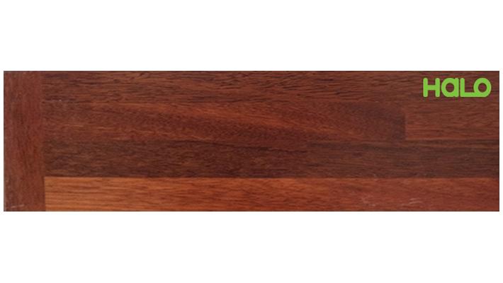 Sàn gỗ tự nhiên - gỗ hương ghép