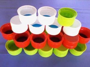Nắp chai nước suối không gas