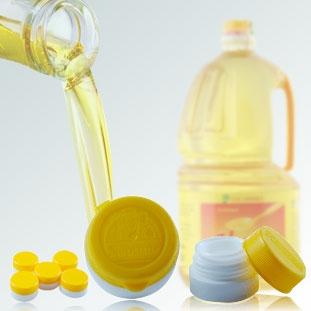 Nắp chai dầu ăn