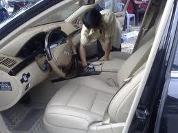 Dịch vụ giặt ghế xe hơi