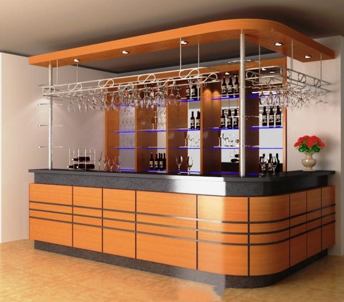 Quầy bar tủ rượu