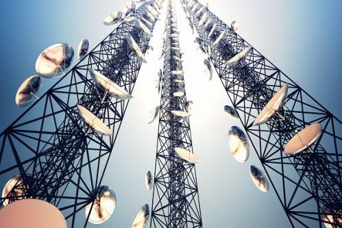 Cột viễn thông