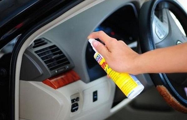 Dịch vụ vệ sinh nội thất xe hơi