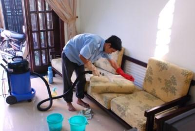 Làm sạch nhà riêng, văn phòng riêng