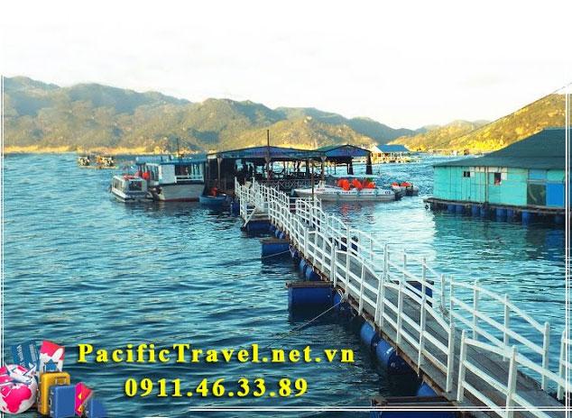Tour Cam Ranh - đảo Bình Ba