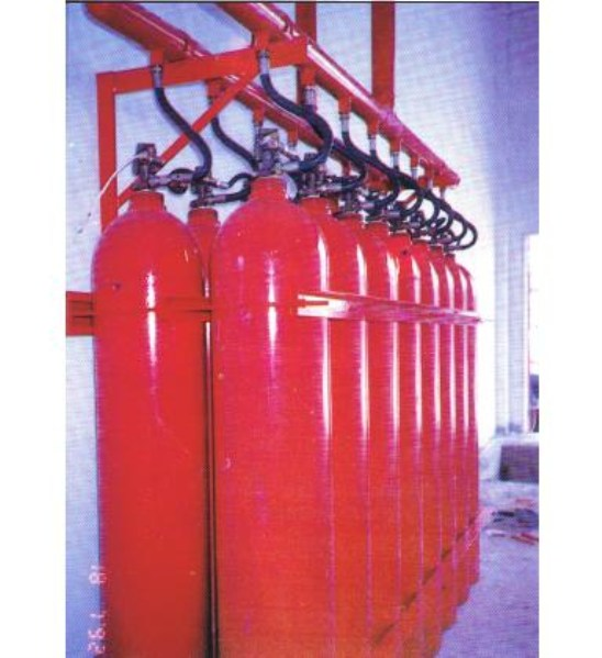 UBE CO2 High Pressure System