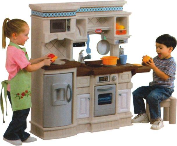 Bộ nhà bếp phát âm điện tử