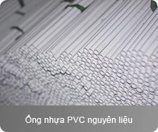 ống Nhựa PVC Nguyên Liệu