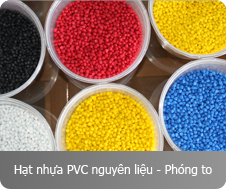 Hạt Nhựa PVC Nguyên Liệu